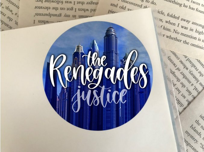 Nálepka: Renegate