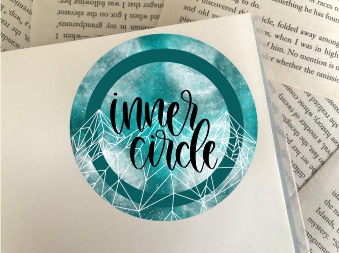 Nálepka: Inner Circle