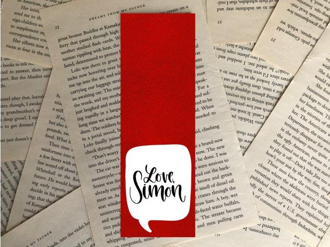 Záložka: Love, Simon