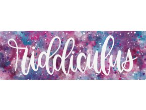 Záložka: Riddiculus