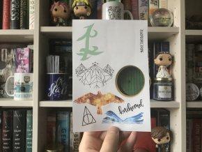 Set nálepek: Knihomolství