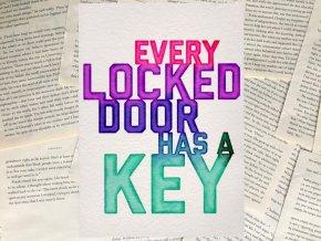 Every locked door has a key (Warcross)
