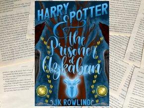 Art print: HP & Vězeň z Azkabanu