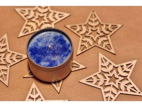 Dřevěné hvězdy