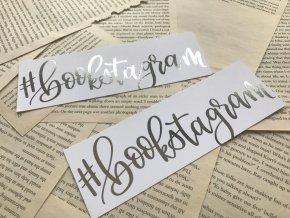Záložka: #Bookstagram