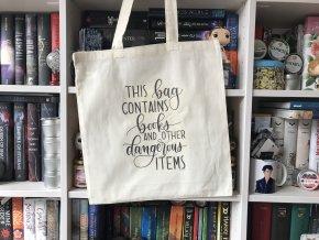 Plátěná taška (předobjednávka)