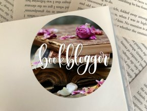 Nálepka: bookblogger