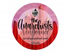 The Anarchists (Anarchisté)  Merissa Meyer tě nesmí minout!