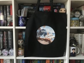 Plátěná taška - Navěky knihoholka