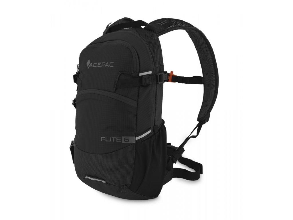 Flite 6 black front