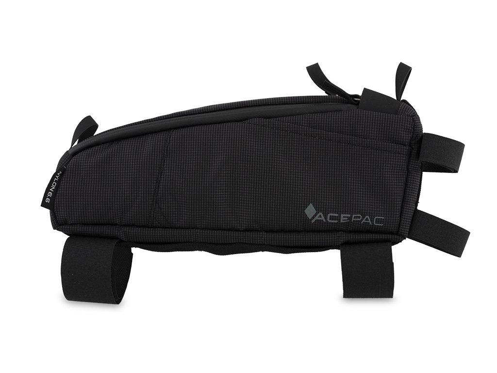 Fuel bag L black L side
