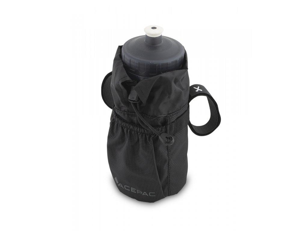 Bike bottle bag black
