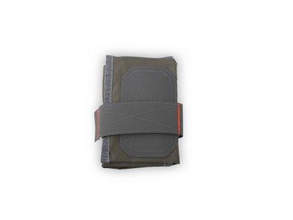 Tool wallet folded back