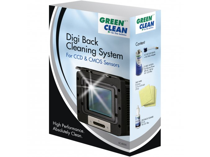 Digi Back Cleaning System