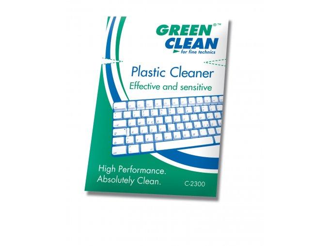 Plastic Cleaner - utěrka na čištění plastů /100 ks/