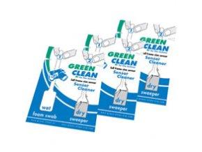 Sensor Cleaner Full frame - čistící tyčinky WET Foam & DRY Sweeper (25 ks)