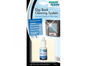 Digi Back Cleaning System - náhradní kapalina