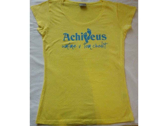 triko zluté 2