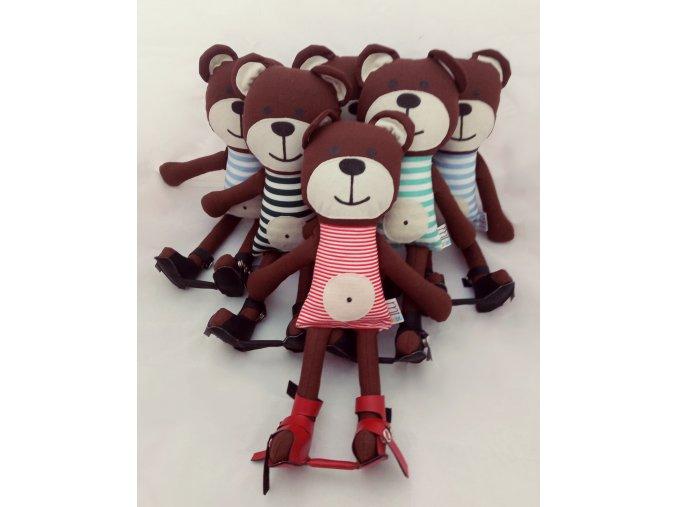 Panenka medvídek - nový model