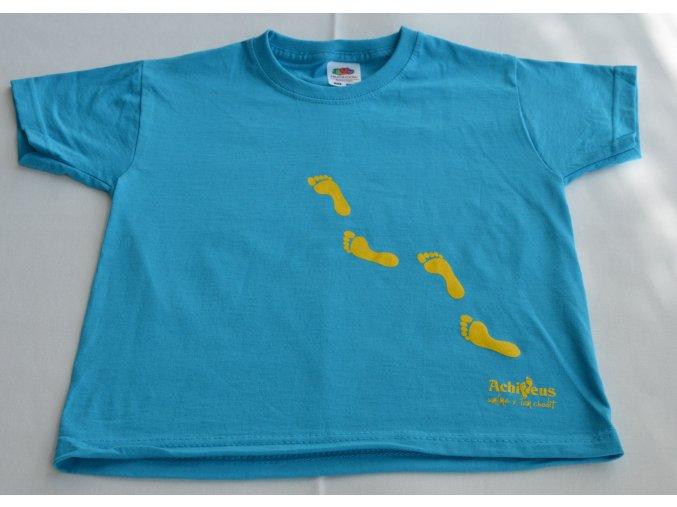 Tričko modré