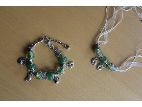 Sada náhrdelník + náramek