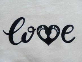 """Nažehlovačka """"Love"""""""