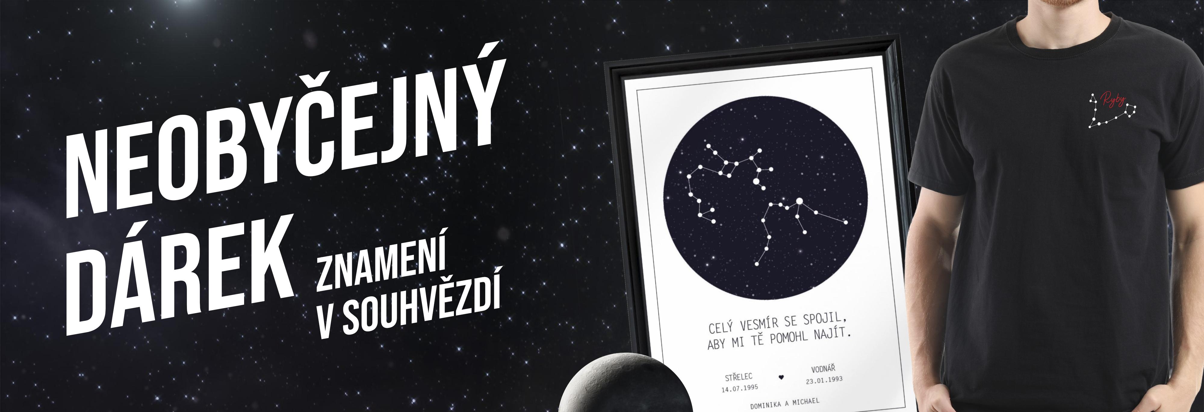 Znamení v souhvězdích