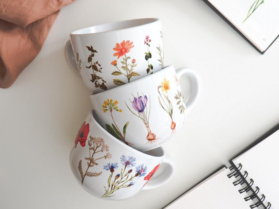 Který bylinkový čaj startuje moje jaro?