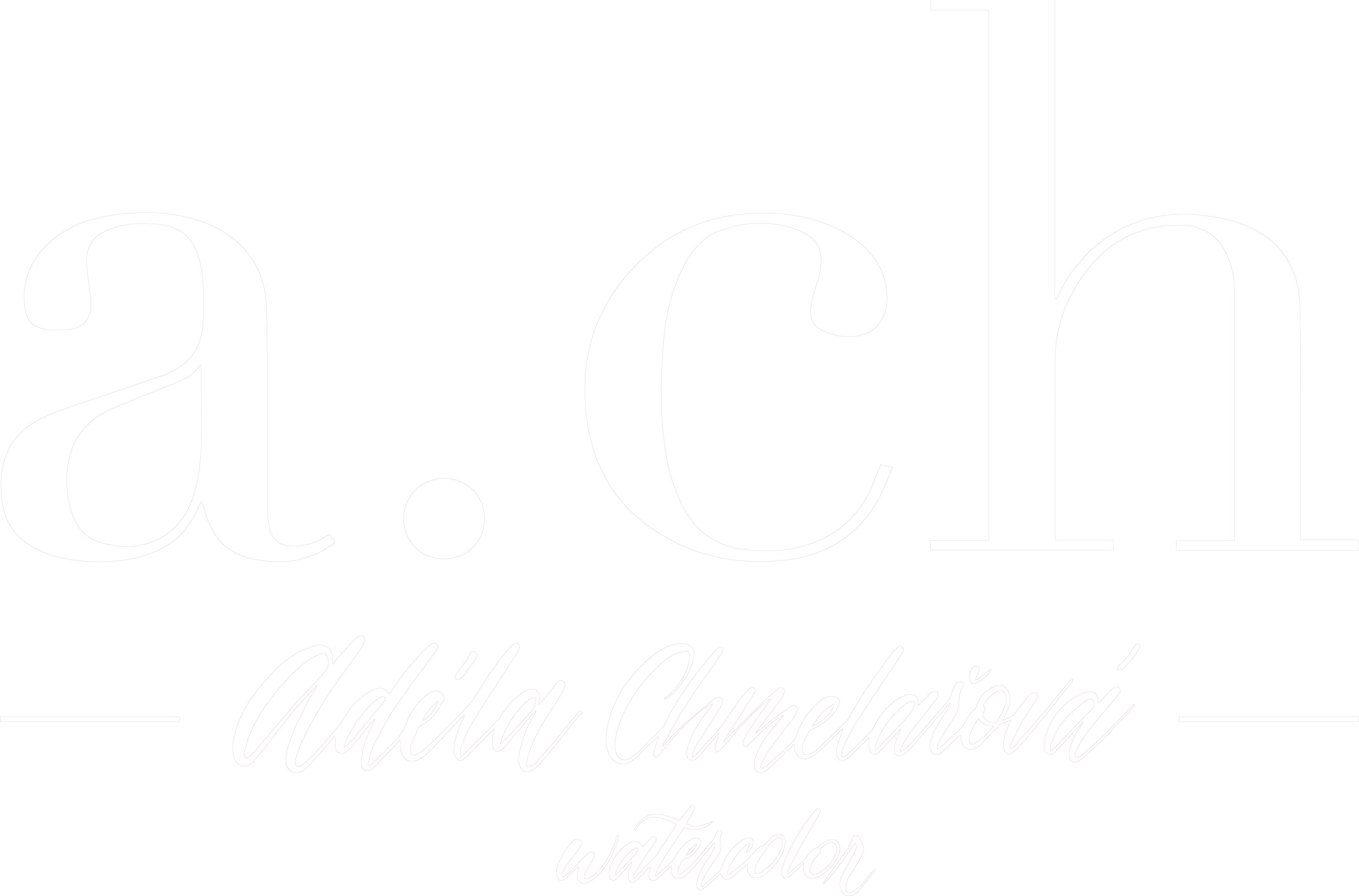 Adéla Chmelařová | Botanické ilustrace – tisky, plecháčky, láhve, dárky a vánoční nezbytnosti