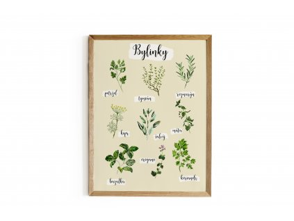 bylinky smetanové