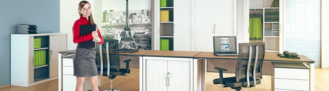 Kancelář Paříž