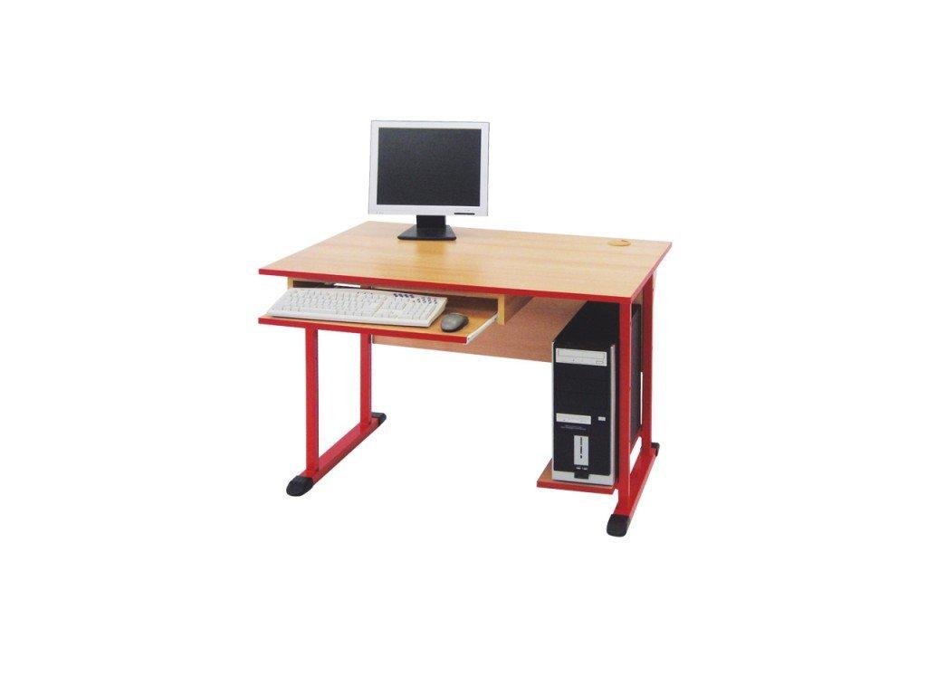 Školní PC stůl pro 1 žáka