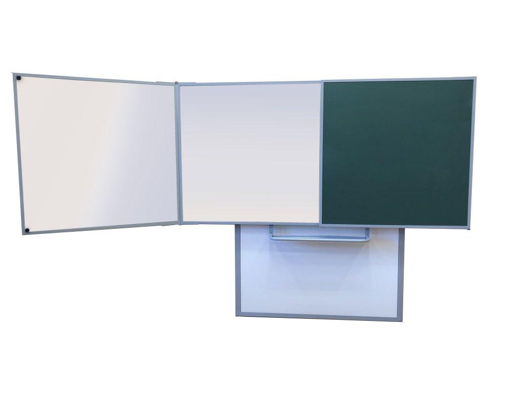 Tabule otevřená bílá