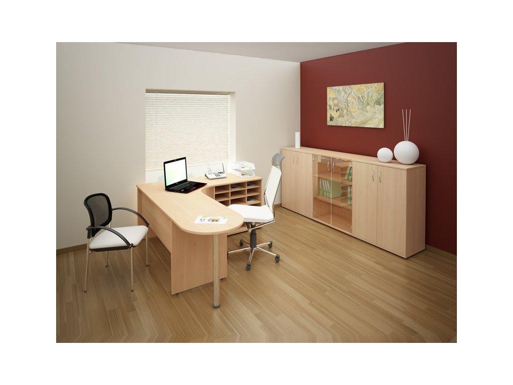 Kancelářská sestava Klasik 9