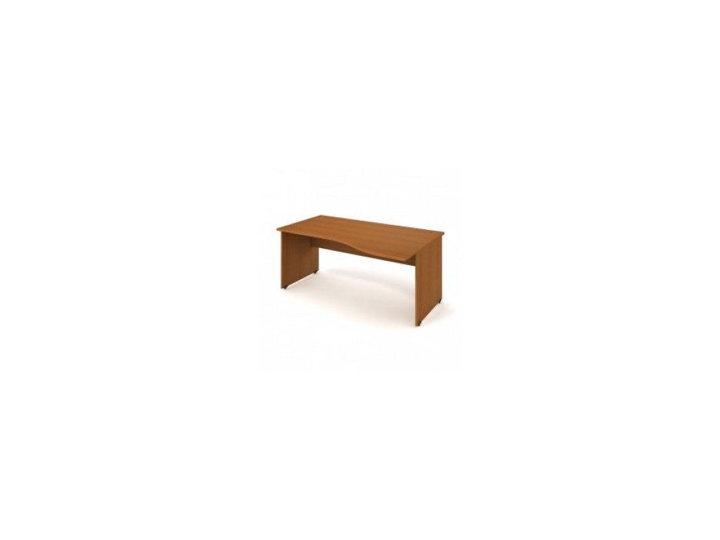 Rohový stůl do ordinace MEDIC 3 160x120 cm, pravý