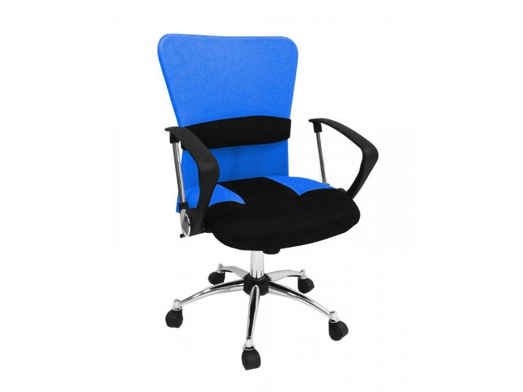 Kancelářská židle SEDIA W-23 s područkami