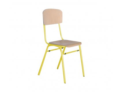Školní židle pevná