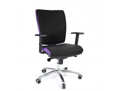 Kancelářská židle MULTISED BZJ 391 A nosnost 140 kg
