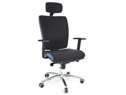 Kancelářská židle MULTISED BZJ 391 PDH S nosnost 150 kg