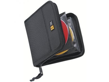 Case Logic pouzdro na 32 ks CD/DVD