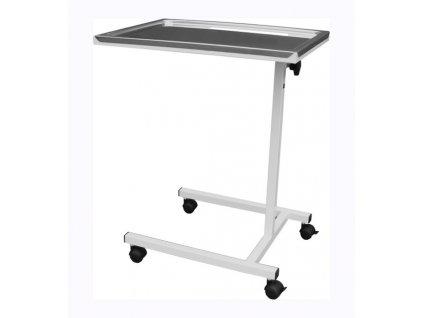 Zdravotnický stolek s nastavitelnou výškou