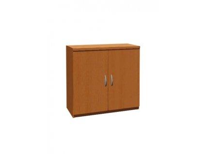 Školní skříň nízká dvoudveřová ADAM