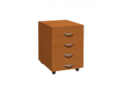 Školní kontejner na kolečkách ADAM