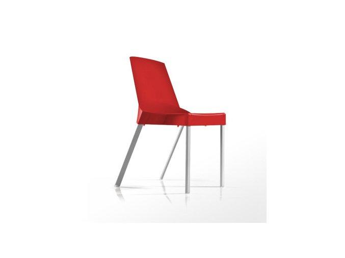 Plastová židle Sedia SHINE