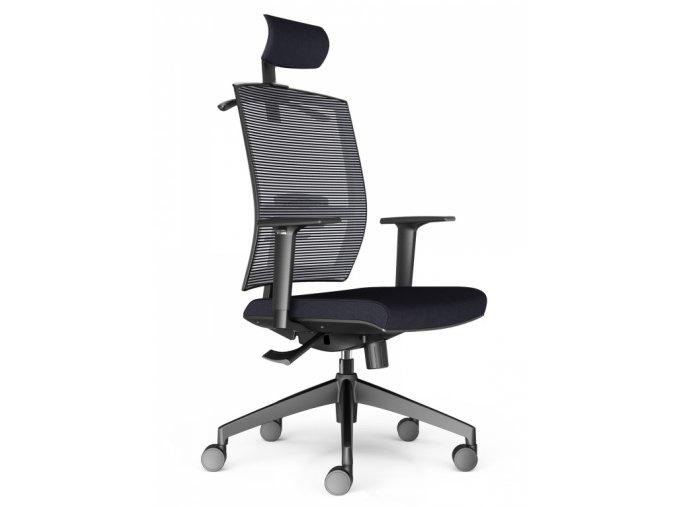 Kancelářská židle MULTISED FRIEMD BZJ 393 nosnost 130 kg