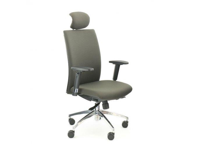 Kancelářská židle MULTISED BZJ 1012 nosnost 150 kg