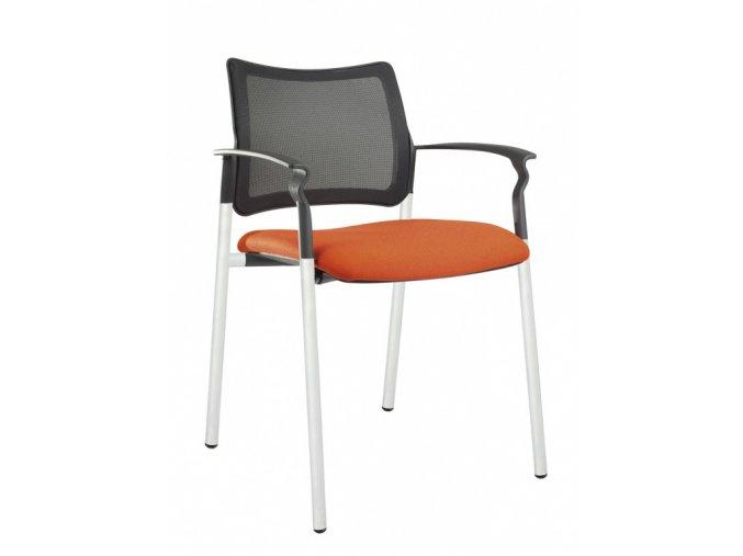 Konferenční židle ANTARES 2170 Rocky NET C s područkami