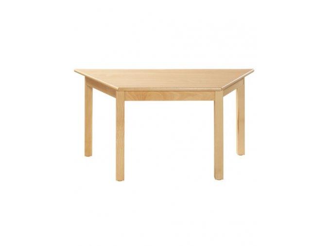 Školní stůl trapézový BOBO 1