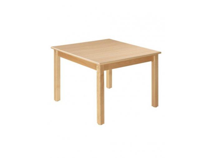 Školní stůl 80x80cm  RENÉ 1