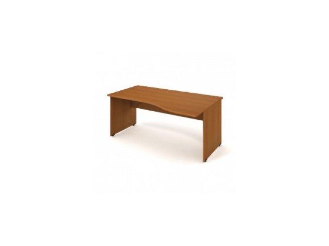 Rohový stůl do ordinace MEDIC 3 180×120 cm, pravý